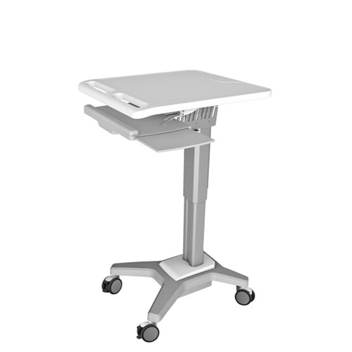 Monitor Mobile Cart Series, CSB020 W Keyboard Tray